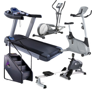 fitness equipment assembly service